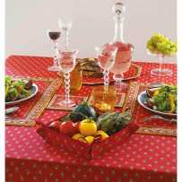 Napkins, table mats and table accessories