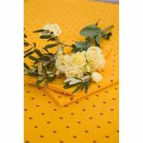 Serviette table tissu imprimé Calissons