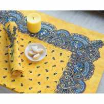 Cotton napkins, Tradition print, Marat d'Avignon