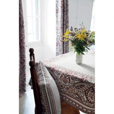 tapis de table rectangulaire Cashmir 2
