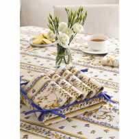 Bread basket printed Moustiers