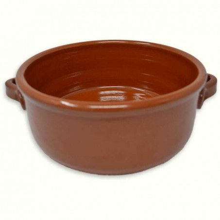 Slow cooker in terracotta from Vallauris