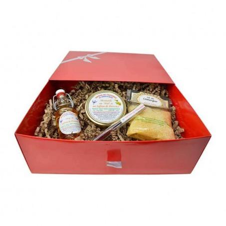 Gift wrap - Prestige drawer box