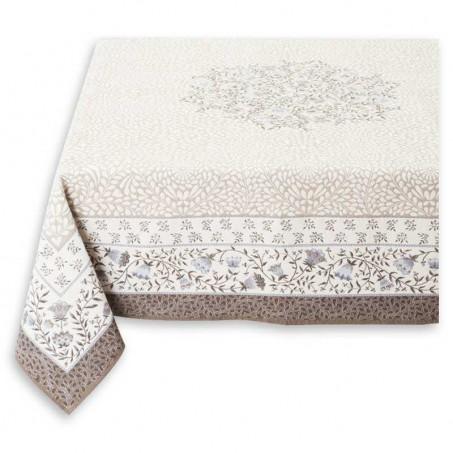 Jacquard decorative table cloth for square table
