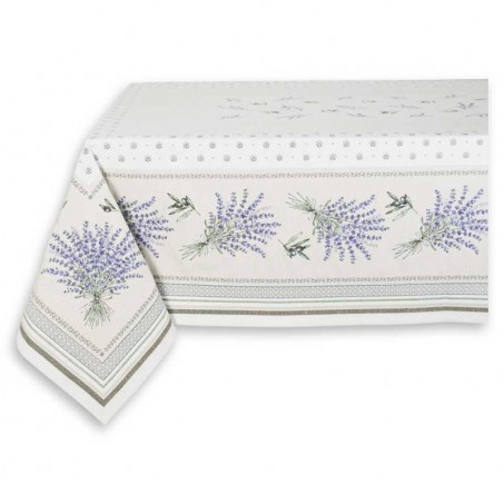 jacquard woven tablecloth