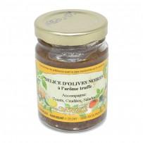 olives noires truffes
