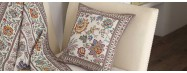 Decorative pillow or cushion covers of quality made in Provence