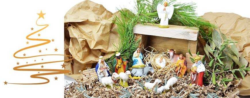 Like Christmas in Provence create a crib with genuine santons from Aix