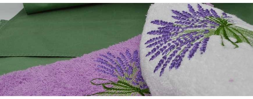 Deco, accessoires & rangement de salle de bain fabriqués en Provence