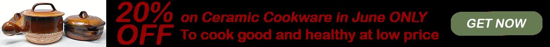 ceramic cookware promo