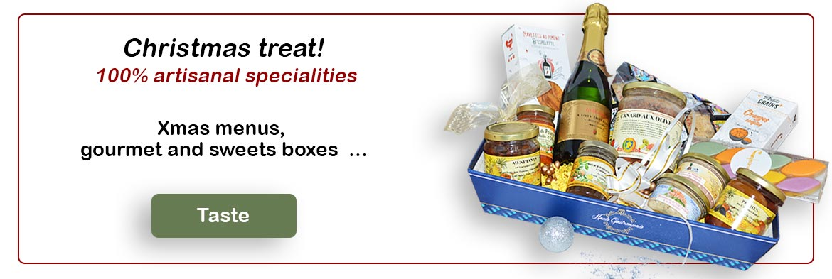 christmas gourmet boxes