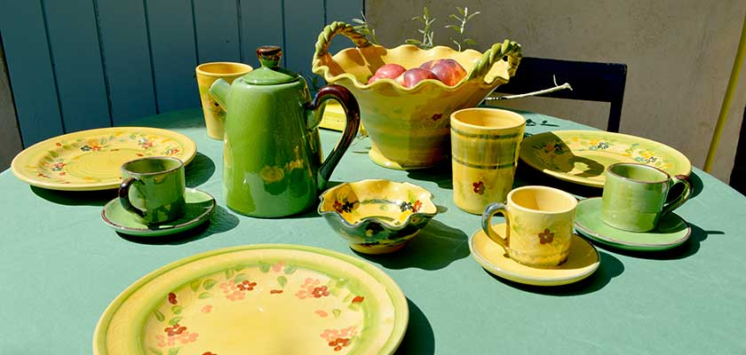 ceramics-pottery-glazed-earthenware