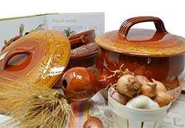 La poterie culinaire de Vallauris